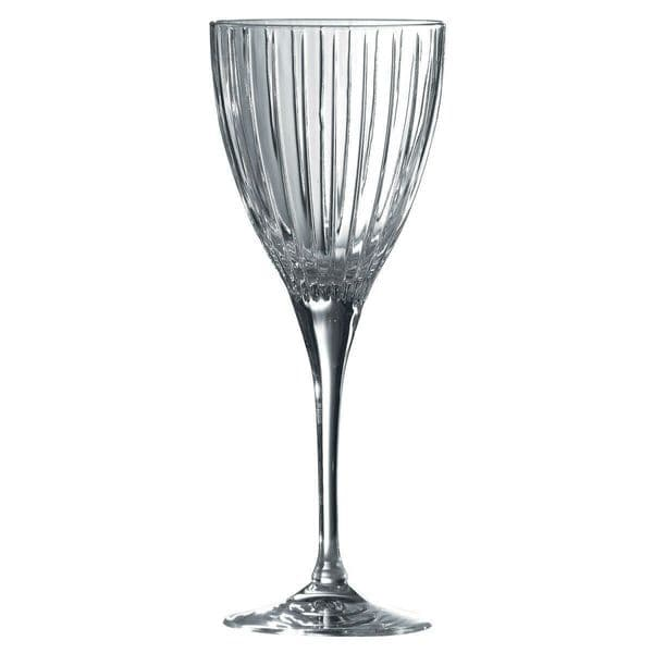 Royal Doulton Linear Crystal Wine Glasses 6 Pack